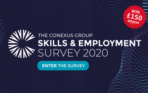 Survey 2020   Skills & Employment   Graphic   Blog Main & Email Image